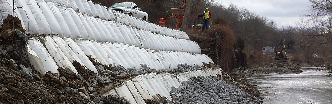 Barrier Force - Gravity Retaining Walls photo