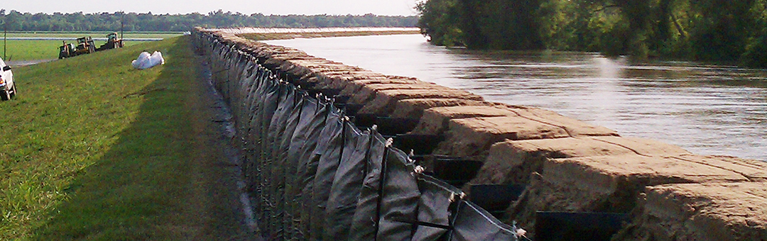 Barrier Force - River Flood Prevention photo